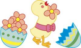 pisklęcy Easter Zdjęcie Royalty Free