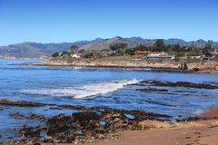 Pismo Beach, California Royalty Free Stock Images