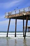Pismo, Beach, Pier Stock Images