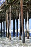 Pismo, Beach, Pier Royalty Free Stock Image