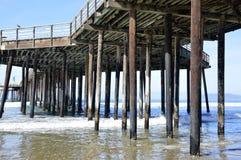 Pismo, Beach, Pier Royalty Free Stock Photos