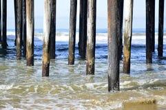 Pismo, Beach, Pier Stock Image