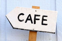 Pismo Cafe Stock Photography