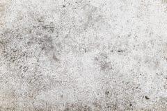 Piso áspero y agrietado del cemento fotos de archivo