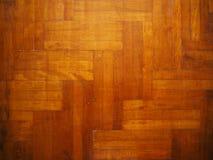 Piso de entarimado de madera, piso de Pake foto de archivo