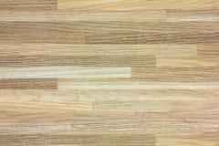 Piso de la cancha de básquet del arce de la madera dura visto desde arriba Fotos de archivo libres de regalías