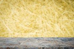 Piso de la piedra de Mable con el fondo abstracto de la falta de definición Fotografía de archivo libre de regalías
