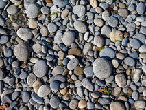 Piso de la playa a lo largo del océano fotografía de archivo