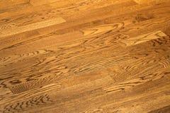 Piso de madera Imagen de archivo libre de regalías