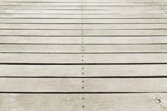 Piso de madera Imágenes de archivo libres de regalías