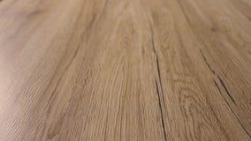 Piso de madera liso acabado hermoso con estilo moderno y los colores naturales claros más finos de la madera dura del arce Mejora metrajes