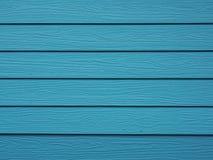 Piso de madera modelado, azul brillante, raya de la raya imágenes de archivo libres de regalías