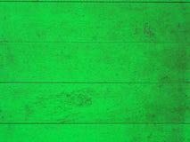Piso de madera modelado, verde claro, raya de la raya foto de archivo libre de regalías