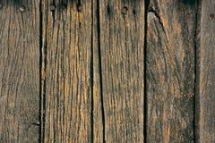Piso de madera viejo, textura del fondo Fotos de archivo