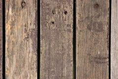 Piso de madera viejo, textura del fondo Foto de archivo