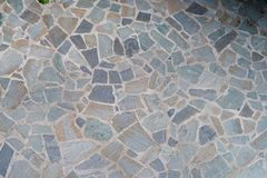 Piso de piedra Fotografía de archivo libre de regalías