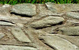 Piso de rocas fotos de archivo