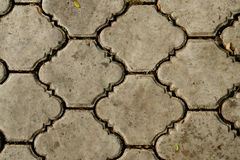 Piso del cemento Fotografía de archivo libre de regalías
