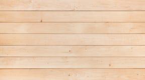 Piso del escritorio o fondo de madera de la tabla Fotografía de archivo libre de regalías