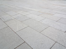 Piso del granito Imagen de archivo libre de regalías