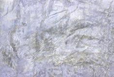 Piso gris del cemento Foto de archivo libre de regalías