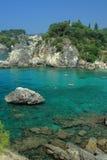 Piso Krioneri beach Stock Photo