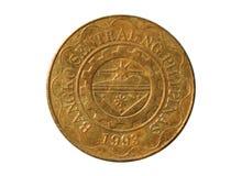 5 Piso Münze, Bank von Philippinen Heben Sie, 2012 auf Stockfotografie