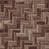 Piso natural de madera de la textura Foto de archivo