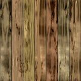 Piso o tabla inconsútil de la textura del tablón de madera del color Fotografía de archivo libre de regalías