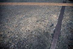 Piso sucio Imagen de archivo libre de regalías