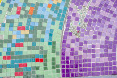 Piso tejado foto de archivo libre de regalías