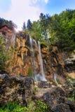 Pisoaia-Wasserfall 3 Lizenzfreies Stockbild