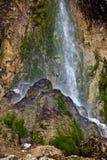 Pisoaia waterfall royalty free stock photo