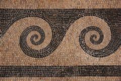 Pisos de mosaico imágenes de archivo libres de regalías