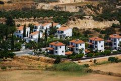 Pissouri bay village. Cyprus Stock Photo