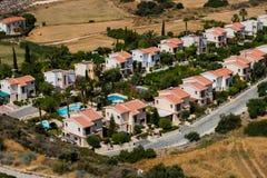 Pissouri bay village. Cyprus Royalty Free Stock Photo