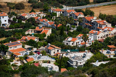 Pissouri bay village. Cyprus Royalty Free Stock Images