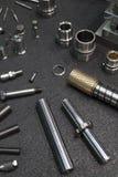 Pistão e cilindro Imagem de Stock Royalty Free