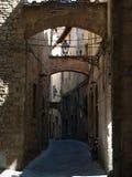 Pistóia Toscana Fotos de archivo libres de regalías