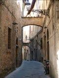 Pistóia Toscana Foto de archivo libre de regalías