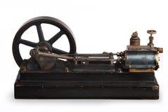 Pistón del vapor Foto de archivo