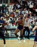 Pistões de Dennis Rodman Detroit foto de stock