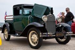 Pista 1930 de Ford Fotografía de archivo