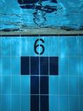 Pista 6 Foto de Stock