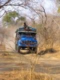 Pista in Africa immagini stock