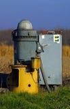 Pista bien de la irrigación Imagen de archivo
