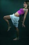 Pista da ballo calda Fotografie Stock