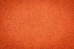 A pista de atletismo ostenta a textura Foto de Stock Royalty Free