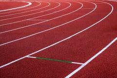 Pista de atletismo, sumário, textura, fundo. imagem de stock royalty free