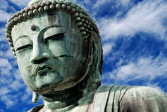Pista de Buddha Foto de archivo